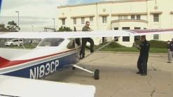 Civil Air Patrol Holds Training for Super Bowl