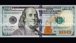 New High-Tech $100 Bill Coming Soon
