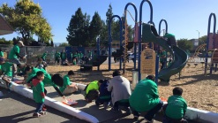 Hundreds Contribute to 15th Annual Comcast Cares Day