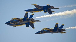 Tech Executive Crowdfunding Blue Angels' Return
