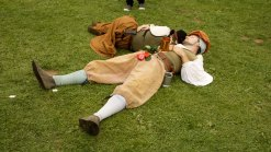 War on Fun Goes Medieval on the Renaissance Faire