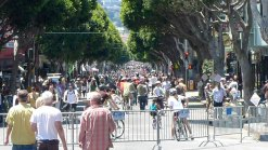 Former Bogota Mayor Brings Vision of Car-Free San Francisco