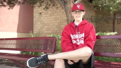 Cathedral High Shows Support For Student Battling Cancer