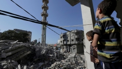 Gaza Cease-Fire Holds as Peace Talks Re-Open in Cairo