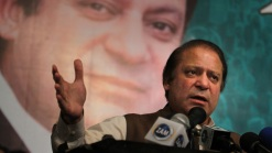 Pakistan's New Leader Makes Landmark Offer of Talks to Taliban