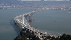 Crews Dismantle Portion of San Francisco's Old Bay Bridge