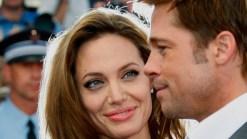 Brad Pitt, Angelina Jolie Wedding
