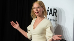 Uma Thurman Falls From Horse, Suffers Broken Bones