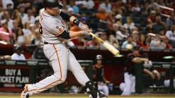 Posey Powers Giants Past Rockies with 2 Three-Run Homers