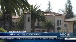 Two Confirmed Cases of Meningitis at Santa Clara University