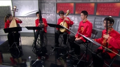 Firebird Youth Chinese Orchestra Pt. I