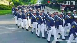 Video Appears to Show West Point Cadet Texting During Graduation March