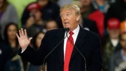 Trump Makes Electability Pitch Since N.H. Victory
