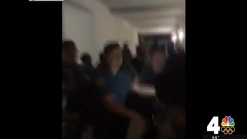 Police Use Pepper Spray to Break Up UMD Party
