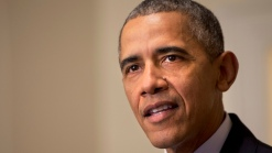 President Barack Obama Attends Democratic Fundraisers in Bay Area
