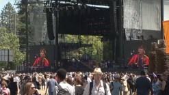 Napa Gears Up For Annual BottleRock Festival