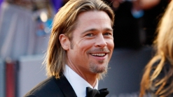 Brad Pitt Dishes On