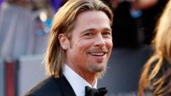 Brad Pitt Dishes On