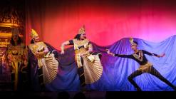 Vishwa Shanthi Performing Arts at Woodside High School Theater