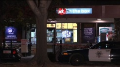 Homicide Investigation at San Jose Jack-in-the-Box
