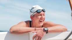 Doc Chronicles Woman Who Swam From Farallons to GGB