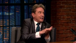 'Late Night': Martin Short on Trump's Birthday Party