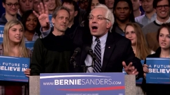 Fallon Does Sanders' NH Victory Speech