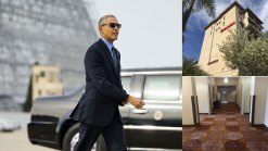 Obama 'Could Have Done Better' on Hotel: Guest