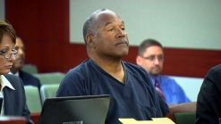 O.J. Simpson Back in Las Vegas Court