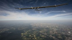 Solar Impulse Ready for Mountain View Take-Off