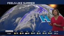 Kari Hall's Tuesday Forecast: Very Warm Today