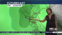 Kari Hall's Tuesday Forecast: Still Warm Today