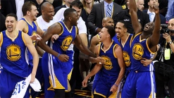 Thompson Gets Revenge, Beats Curry, Booker in 3-Point Contest