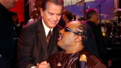 Stevie Wonder Honors Dick Clark