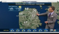 Jeff's Forecast: Less Smoke & Red Flag Fire Warning
