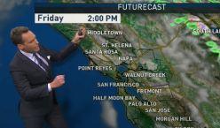 Jeff's Forecast: Sunshine Friday; Weekend Rain