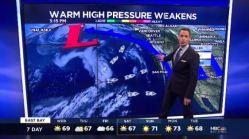 Jeff's Forecast:  Cooler & Rain Outlook