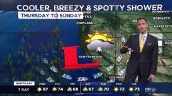 Jeff's Forecast: Colder & Rain Chance Ahead