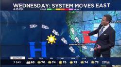 Jeff's Forecast: Warmer 80s Ahead