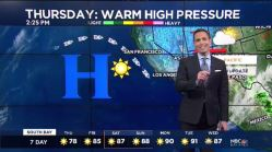 Jeff's Forecast: Isolated 90s Soon