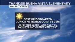 Thanks Buena Vista Elementary