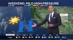 Jeff's Forecast: 50s to 70s