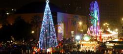 San Jose's Christmas in the Park Tree Lighting Ceremony