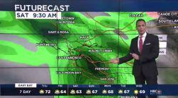Jeff's Forecast: Temps Drop 15 & Rain Chance