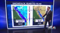 2015 Sierra Snowpack VS. 2016