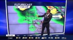 Jeff's Forecast: Friday Rain Chance