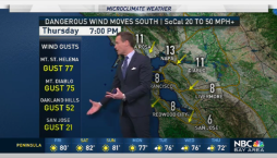 Jeff's Forecast: Wind Calming, Warmer and SF Fleet Week