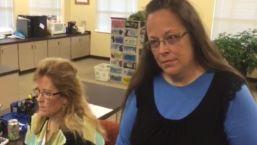 WATCH: KY Clerk Denies Marriage Licenses