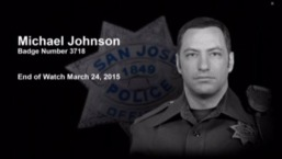 R.I.P. Slain San Jose Police Officer Michael Johnson
