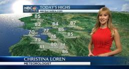 Temps Remain Warm Tues; Cooler Wednesday Ahead